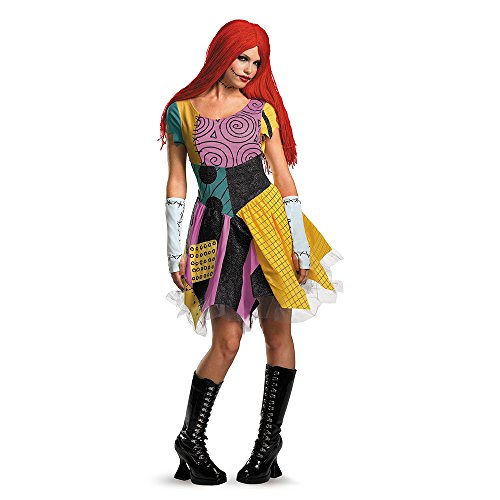 Disguise Women's The Nightmare Before Christmas Sally Costume