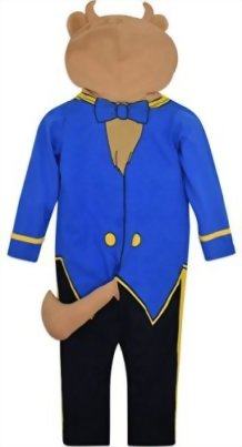 Disney-the-Beast-Prince-Baby-Boys-Costume-Coverall-with-Hood-0-0