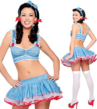 Dorothys-Night-Out-Womens-Sexy-Wizard-Of-Oz-Halloween-Costumes-0