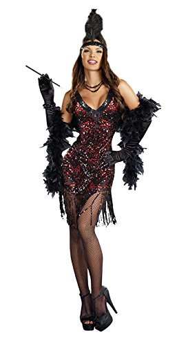 Dreamgirl Women's Dames Like Us Costume