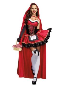 Dreamgirl-Womens-Little-Red-Riding-Hood-Costume-0