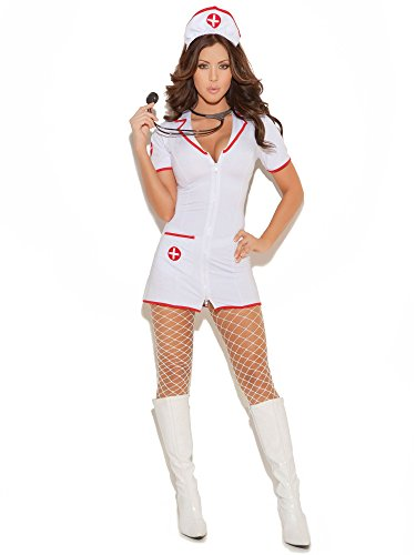 Elegant Moments Women's Head Nurse Costume