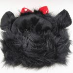 FAMI-Pet-Wig-with-Ears-for-Dogs-or-Cats-Christmas-Costumes-Festival-Party-Clothes-Fancy-Dress-Up-Optional-of-Three-Color-Mickey-Lion-Mane-Panda-0-0