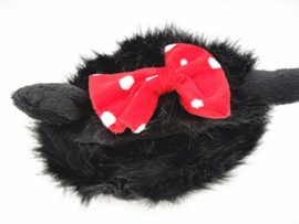 FAMI-Pet-Wig-with-Ears-for-Dogs-or-Cats-Christmas-Costumes-Festival-Party-Clothes-Fancy-Dress-Up-Optional-of-Three-Color-Mickey-Lion-Mane-Panda-0-1