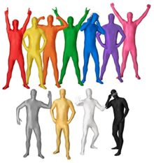 FUNSUIT-Bodysuit-Suit-Halloween-Costume-S-M-L-XL-XXL-SEVERAL-COLORS-0