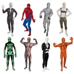 FUNSUIT-Gangster-Bodysuit-Suit-Halloween-Costume-Size-S-M-L-XL-XXL-S-0