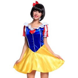 Fashoutlet-Ladies-Princess-Snow-White-Cosplay-Costume-Carnival-Fancy-Dress-0-1