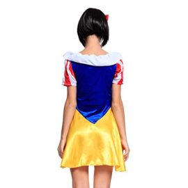 Fashoutlet-Ladies-Princess-Snow-White-Cosplay-Costume-Carnival-Fancy-Dress-0-2