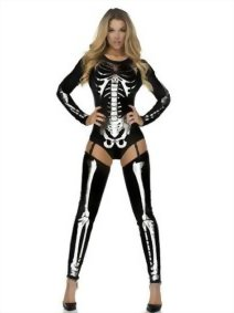 Forplay-Womens-Snazzy-Skeleton-0