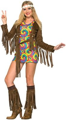 Forum-Novelties-Womens-Hippie-Shimmy-Costume-Mini-Dress-0