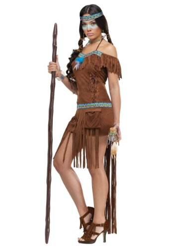 FunWorld Medicine Woman Costume