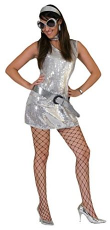 Funny-Fashions-Womens-Retro-Silver-Disco-Dress-Theme-Party-Halloween-Costume-0