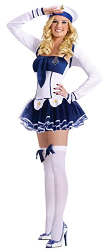 GTH Women's Uniforms High Seas Hottie Theme Party Fancy Halloween Costume