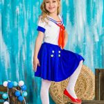 Girls-Sea-Sweetie-Sailor-Navy-Ship-Mate-Dress-Up-Role-Play-Halloween-Costume-0-0