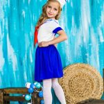 Girls-Sea-Sweetie-Sailor-Navy-Ship-Mate-Dress-Up-Role-Play-Halloween-Costume-0-1
