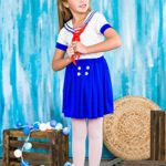 Girls-Sea-Sweetie-Sailor-Navy-Ship-Mate-Dress-Up-Role-Play-Halloween-Costume-0-3