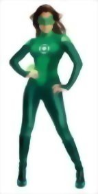 Green-Lantern-Secret-Wishes-Sexy-Uniform-Costume-0