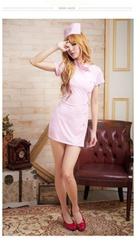 HTER-Womens-Sexy-Nurse-Dress-Halloween-Sweet-Party-Cosplay-Costume-Outfit-With-Accessories-0-1
