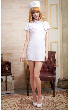 HTER-Womens-Sexy-Nurse-Dress-Halloween-Sweet-Party-Cosplay-Costume-Outfit-With-Accessories-0-2