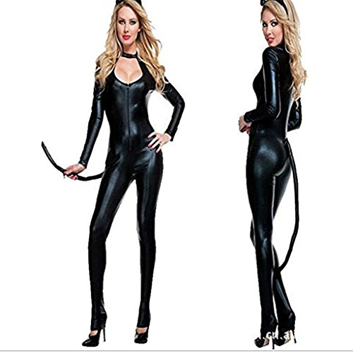Halloween-Kitty-Cat-Party-Cosplay-Costume-0