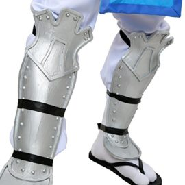 Halloween-MKX-Raiden-Cosplay-Costume-with-Hat-Outfit-Suit-for-Men-0-4