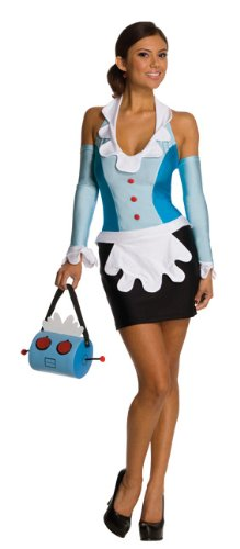 Jetsons Secret Wishes Rosie The Maid Costume