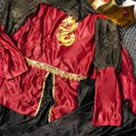 Kids-Boys-King-Arthur-Halloween-Costume-Medieval-Prince-Dress-Up-Role-Play-0-4