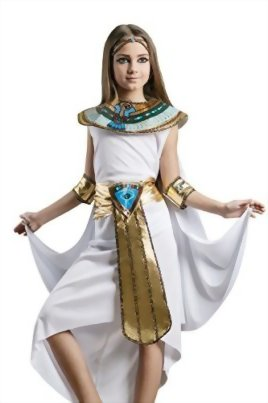 Kids-Girls-Cleopatra-Halloween-Costume-Egyptian-Princess-Dress-Up-Role-Play-0