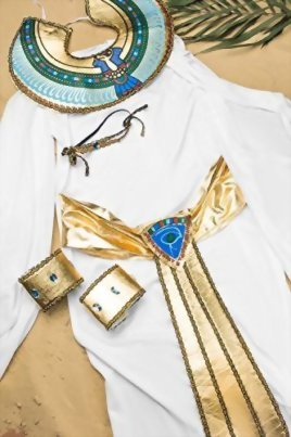 Kids-Girls-Cleopatra-Halloween-Costume-Egyptian-Princess-Dress-Up-Role-Play-0-3