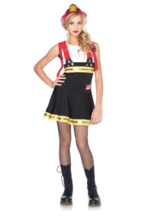 Leg-Avenue-Juniors-Sweetheart-Firefighter-Suspender-Dress-With-Reflective-Trim-0