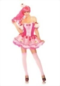 Leg-Avenue-Womens-3-Piece-Halter-Dress-with-Cupcake-Arm-Puffs-And-Headband-0