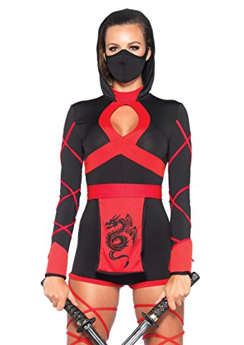 Leg Avenue Women's Dragon Ninja