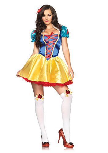 Leg Avenue Women's Fairytale Snow White
