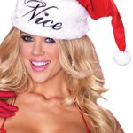 Leg-Avenue-Womens-Naughty-Or-Nice-Reversible-Plush-Santa-Hat-0