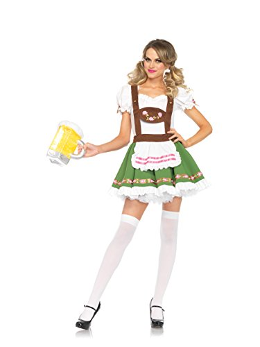 Leg Avenue Women's Oktoberfest Sweetie Costume
