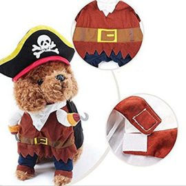 LingStar-Pet-Clothes-Caribbean-Pirate-Dog-Cat-Costume-Suit-Party-Apparel-Clothing-Plus-Hat-S-0-1