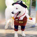 LingStar-Pet-Clothes-Caribbean-Pirate-Dog-Cat-Costume-Suit-Party-Apparel-Clothing-Plus-Hat-S-0-4