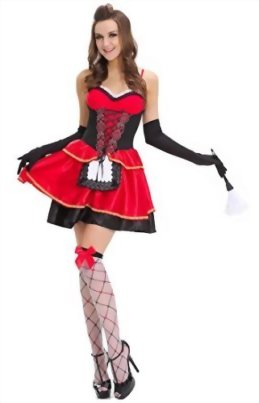 Lusiya-Womens-Sexy-Little-Red-Riding-Hood-Fairy-Tale-Costume-0-2