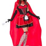 Lusiya-Womens-Sexy-Little-Red-Riding-Hood-Fairy-Tale-Costume-0-3