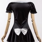 MEshop-Women-Sexy-Maid-Lingerie-Plus-Size-French-Maid-Costume-Halloween-Fancy-Dress-0-3