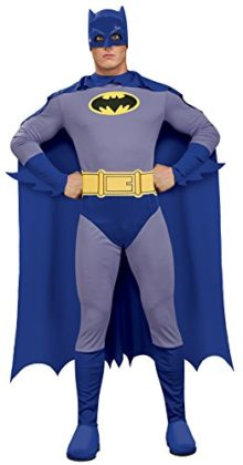 Mens-Batman-The-Brave-and-The-Bold-Adult-Batman-Costume-BlueGrey-Large-0