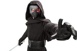 Mens-Deluxe-Kylo-Ren-Costume-Full-Suit-New-Version-V3-with-Belt-Gloves-2016-0-0