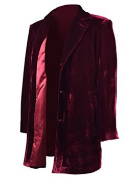 Mens-Vintage-Burgundy-Velvet-Coat-Costume-Halloween-Cosplay-Outfit-0-1