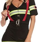 Ms-Blazin-Hot-Costume-Medium-Dress-Size-6-10-0