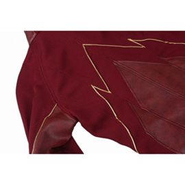 NTLCOS-Mens-Costume-For-Barry-Allen-The-Flash-Season-2-Halloween-Suit-Outfit-0-6