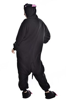 Newcosplay-Unisex-Adult-Cosplay-Pyjamas-Pig-Halloween-Onesie-Animals-Costumes-0-1