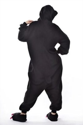 Newcosplay-Unisex-Black-Penguin-Pyjamas-Halloween-Costume-0-3