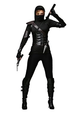 Ninja-Costume-for-Adult-Women-Halloween-Assassin-Cosplay-Outfit-Masquerade-Accessory-0
