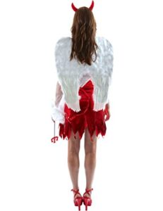 Orion-Costumes-Womens-Sexy-Angel-Devil-Ladies-Halloween-Party-Fancy-Dress-Costume-0-1