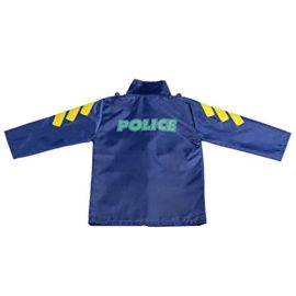 PROLOSO-Kids-Police-Officer-Role-Play-Costume-Halloween-Party-Pretend-Play-Set-0-1
